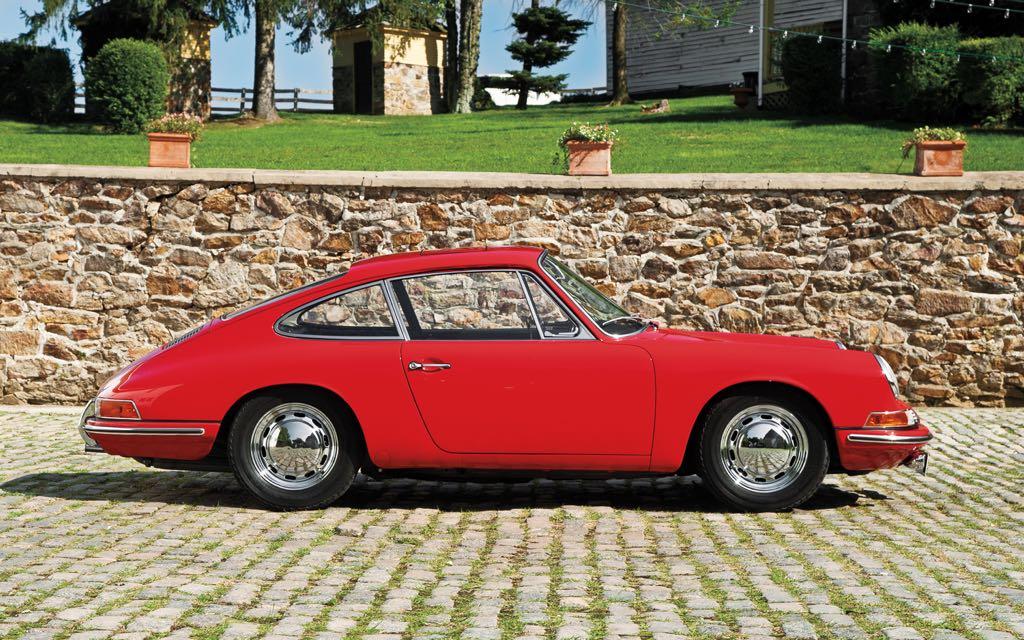 1964 Porsche 901 prototype