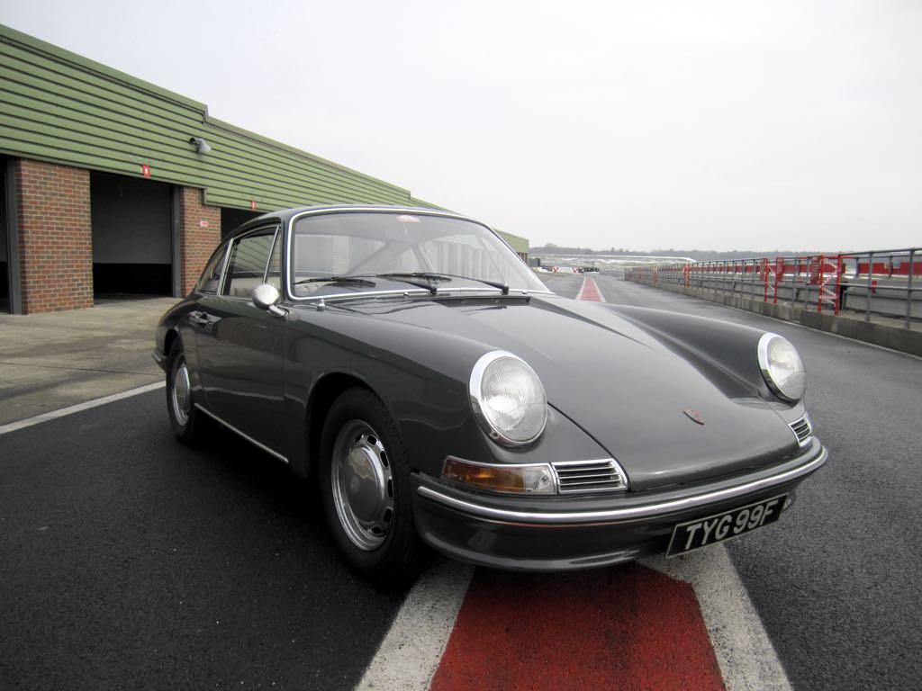 1968 911T
