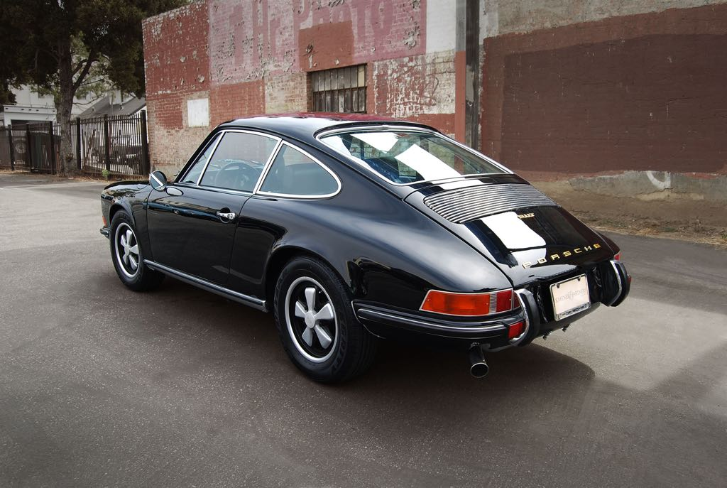 1971 911T