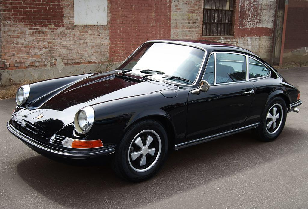 Porsche 911 Second Generation (1970 To 1971)