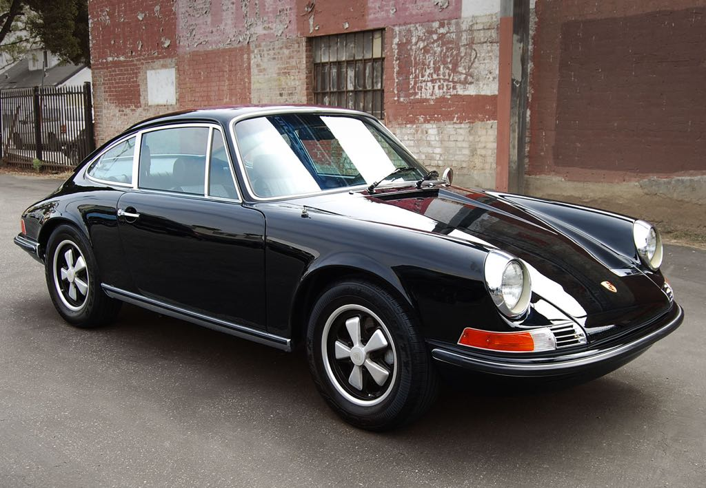 Porsche 911 Second Generation 1970 To 1971