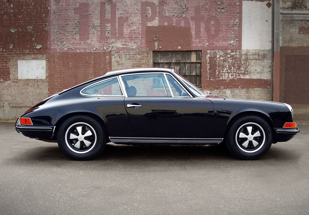 porsche 911 second generation 1970 to 1971. Black Bedroom Furniture Sets. Home Design Ideas