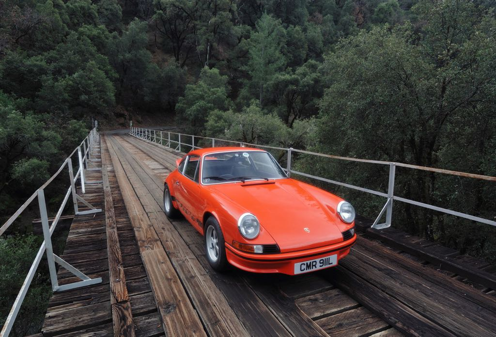 1973 911 RS lightweight