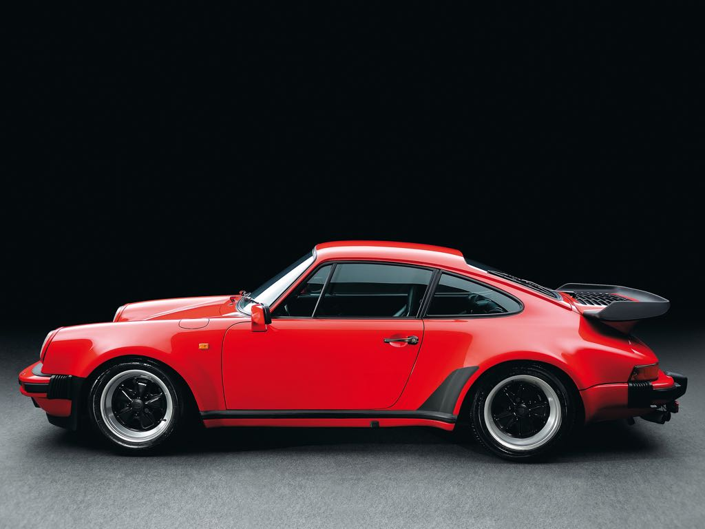 Porsche 930 Turbo 1975 To 1989