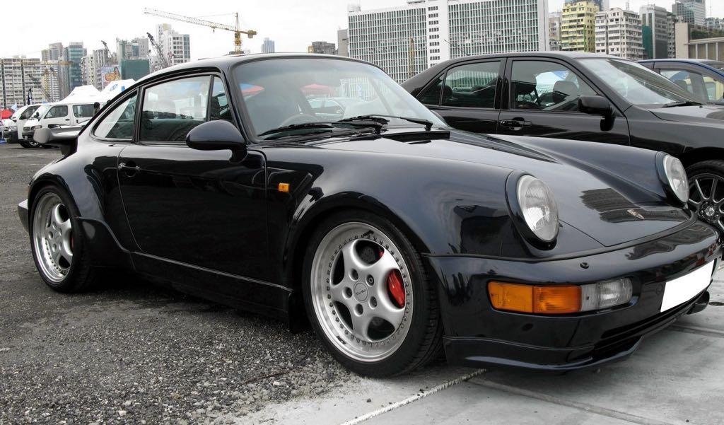 1993 964 3.6 Turbo