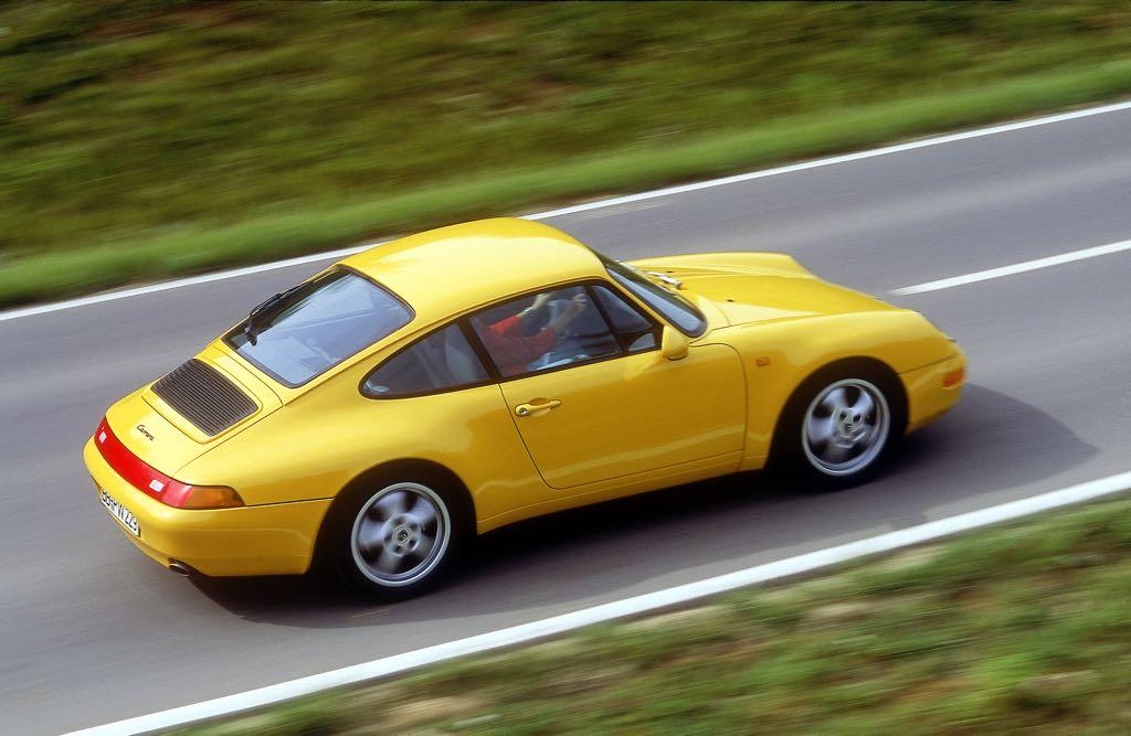 1994 911 Carrrea 993