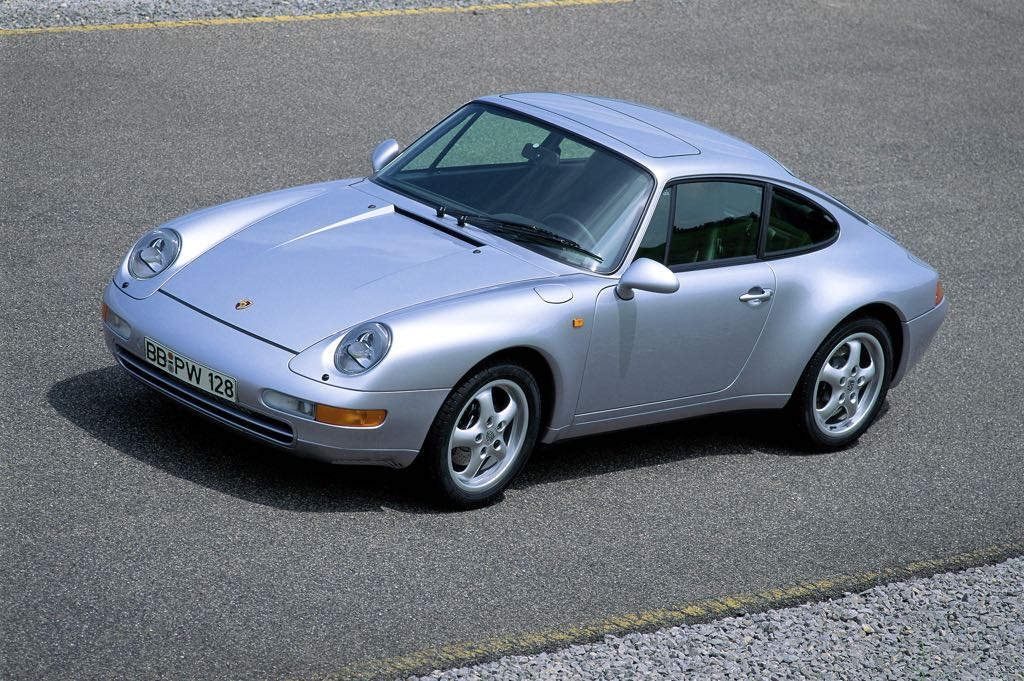 1994 Porsche 993 Carrera
