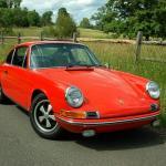 Porsche 912 ( 1965 to 1969)