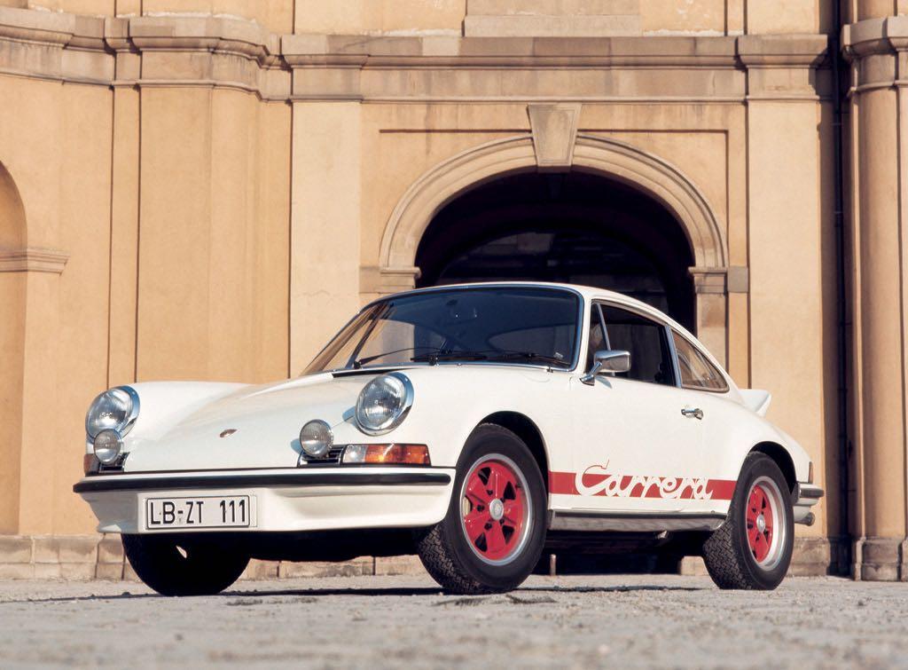 Porsche 911 Third Generation (1972-1973)