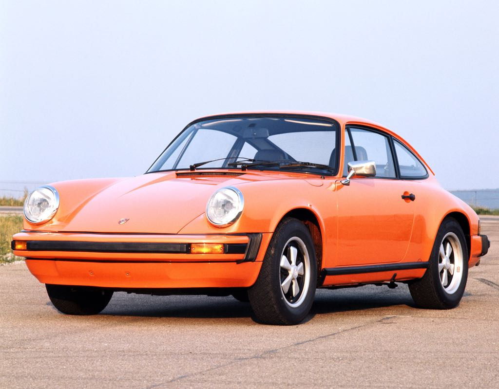 1974 911 Carrera Coup? G-Series 2.7 litre