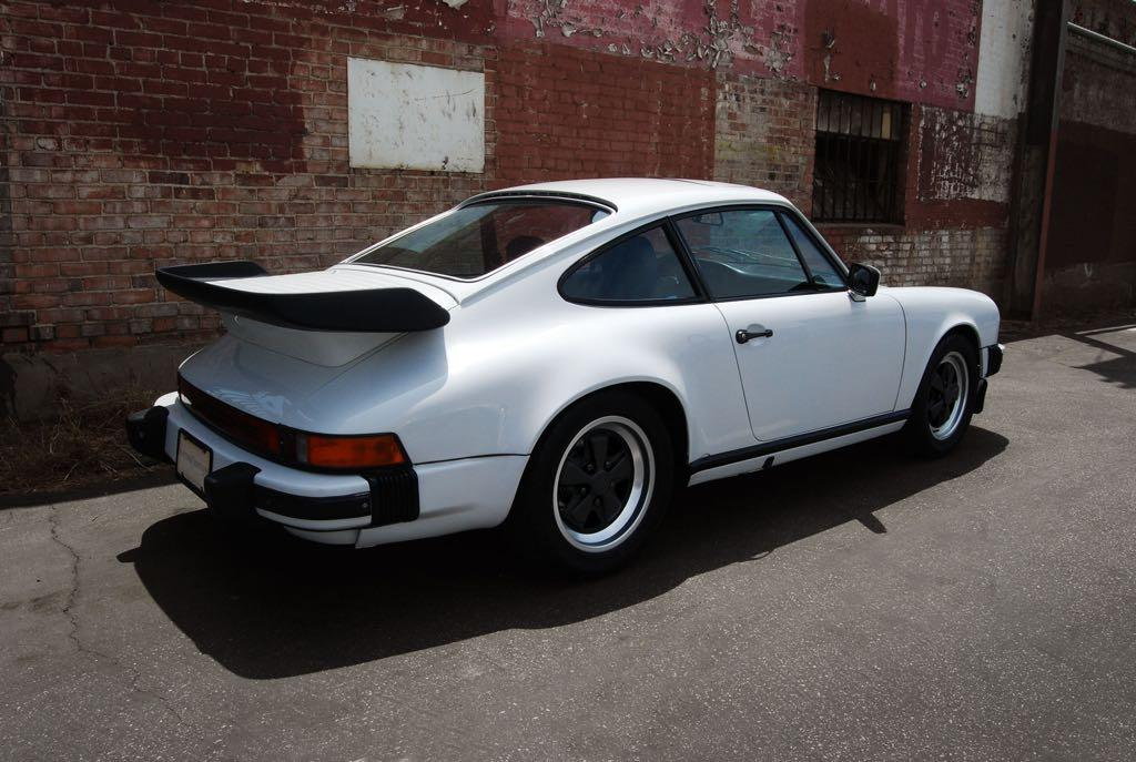 Porsche 911 SC Fifth Generation (1978 to 1983)