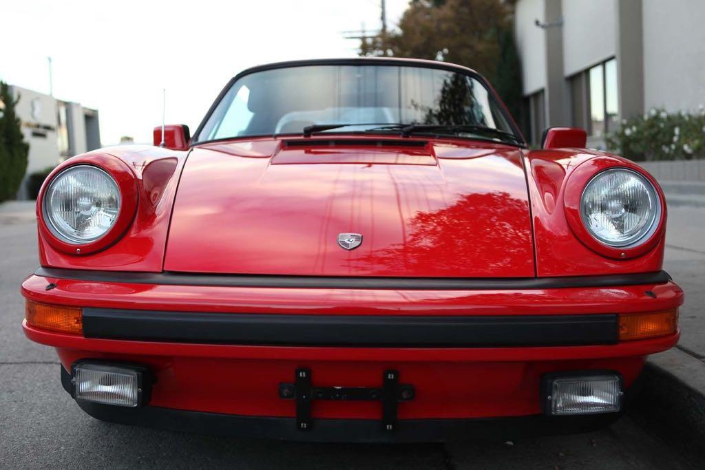1983 911 SC Cabriolet