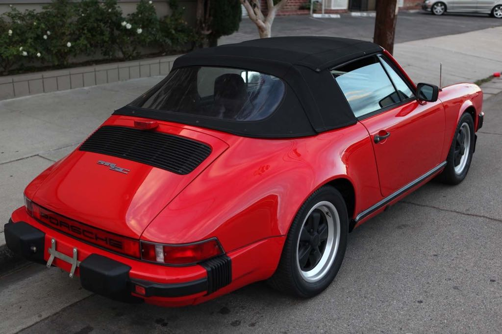 Porsche 911 Sc Fifth Generation 1978 To 1983