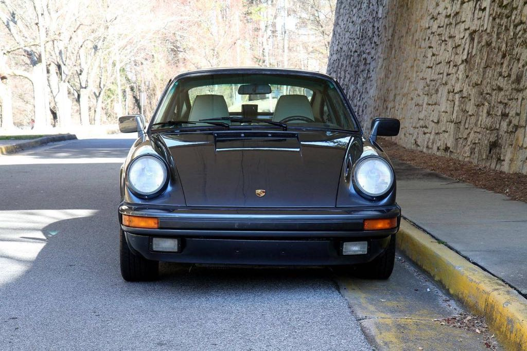 1987 911 carrera