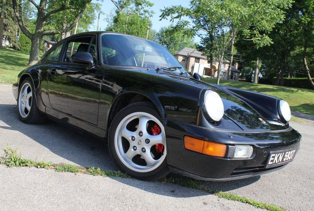 1989 964 Carrera 4