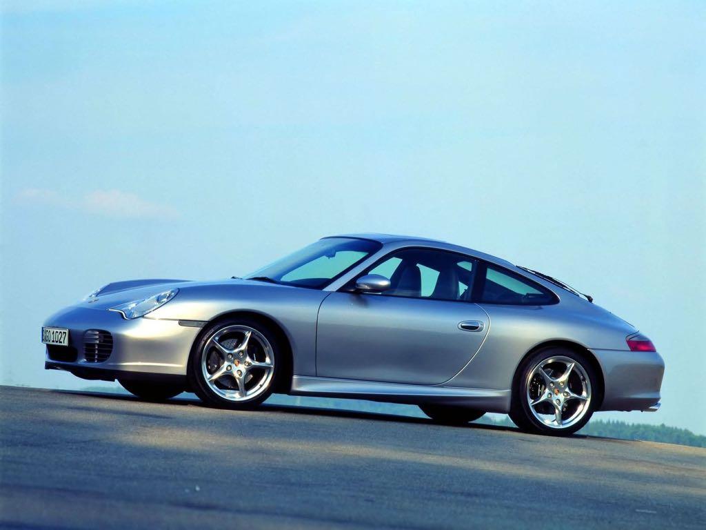 Porsche 911 40th