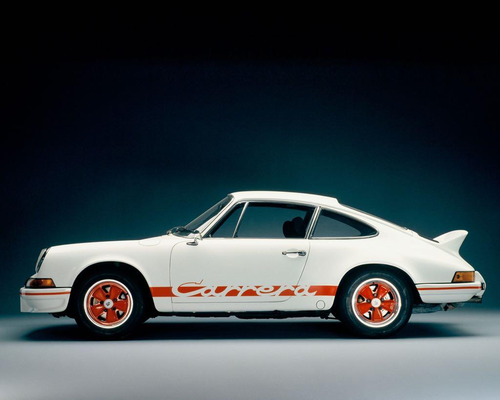 911 RS 1973