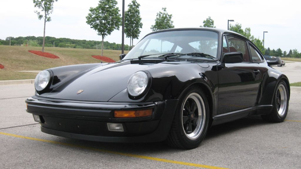 911 carrera Turbo Look