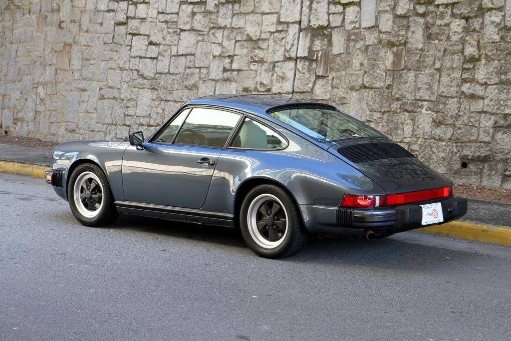 Porsche 911 Carrera Sixth Generation 1984 To 1989