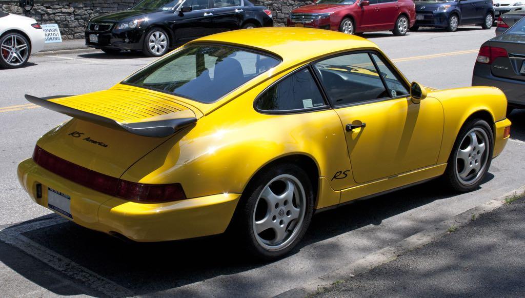 964 RS America