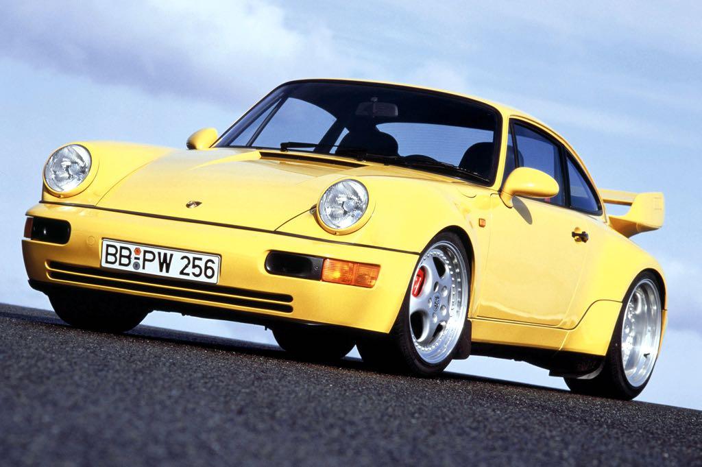 964 carrera RS3 3.8
