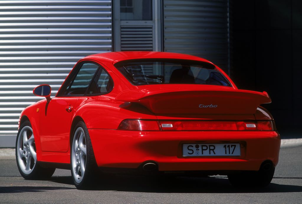 One Of The Most Iconic 993 Models Is Porsche GT2 Made Just Fifty Seven Road Cars And This Came With A 36L Twin Turbo Engine