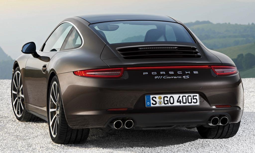 Porsche 991 (2012 To Present)