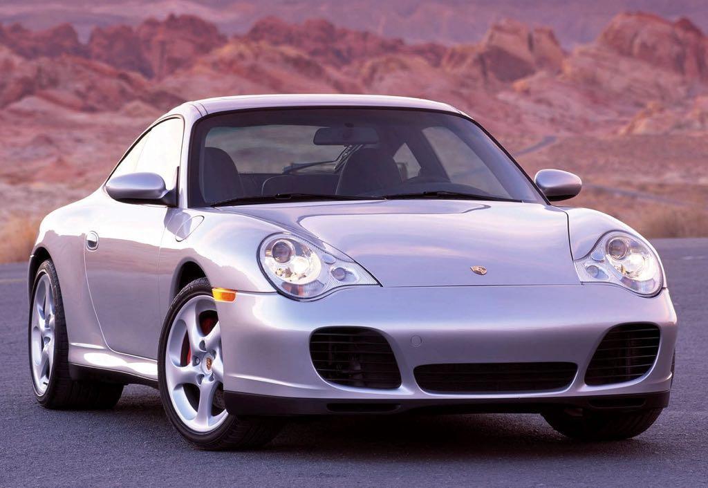 Porsche 996 (1988 To 2004)