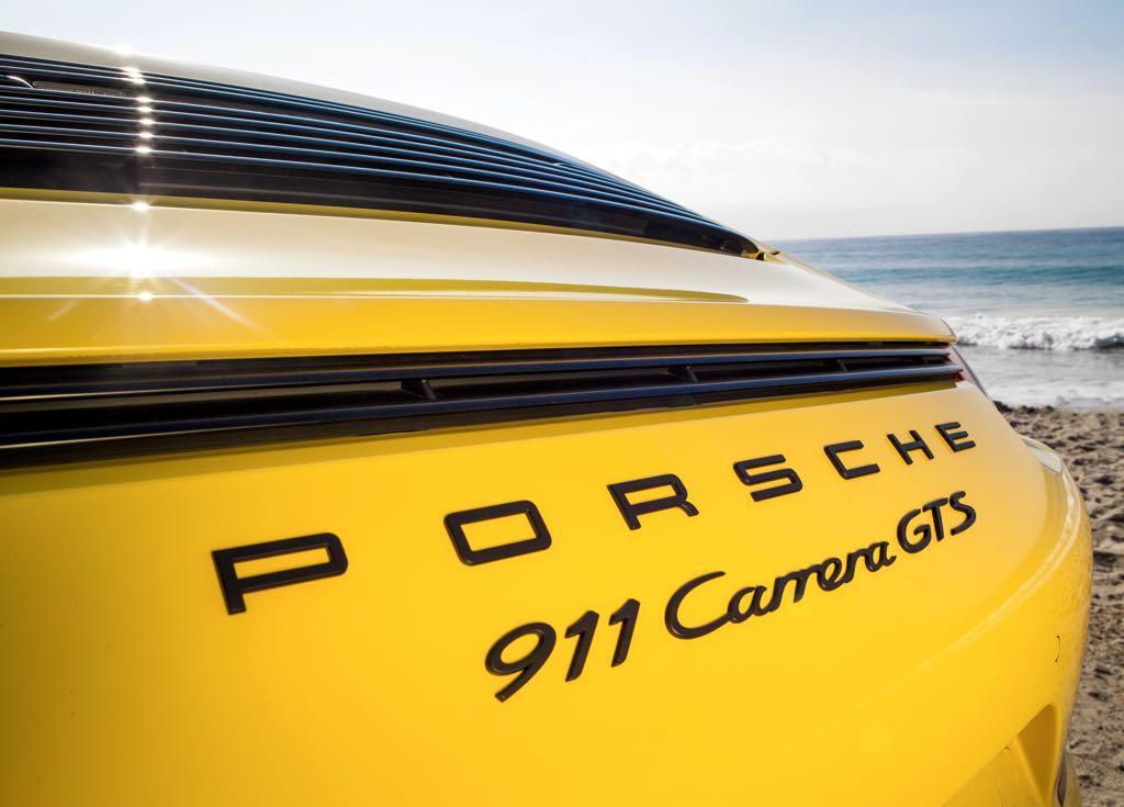 Porsche 991 GTS (911)