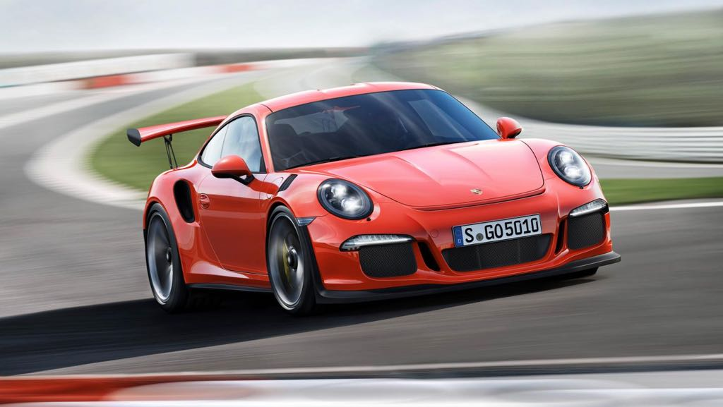 991 gt3 RS