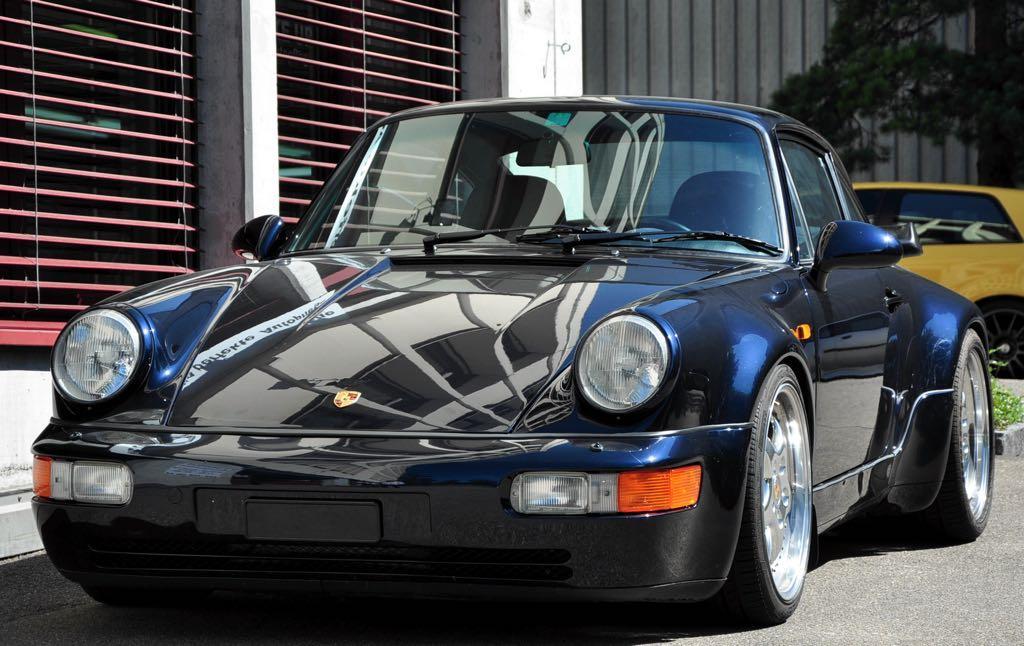 964 Turbo